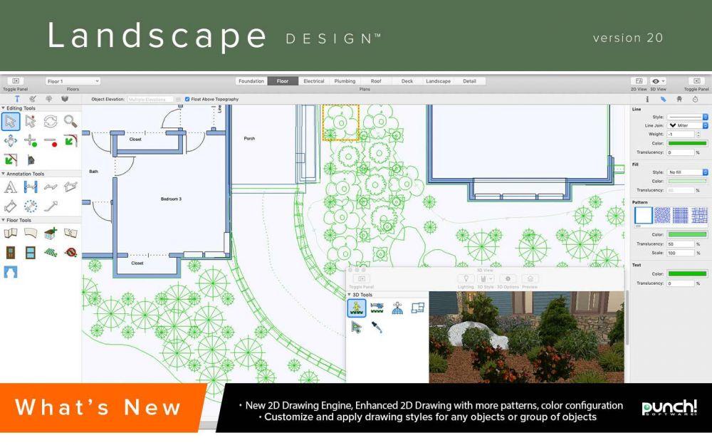 Punch Landscape Design For Mac V20 Download Macintosh