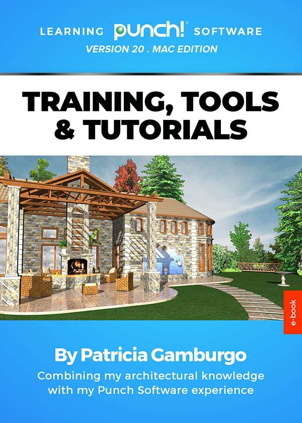 Learning Punch Software Training Tools Tutorials Ebook For V20 Mac
