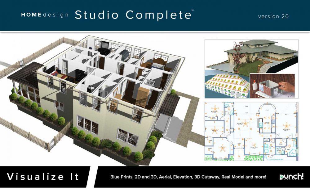 Punch Home Design Studio Complete For Mac V20 Download Macintosh
