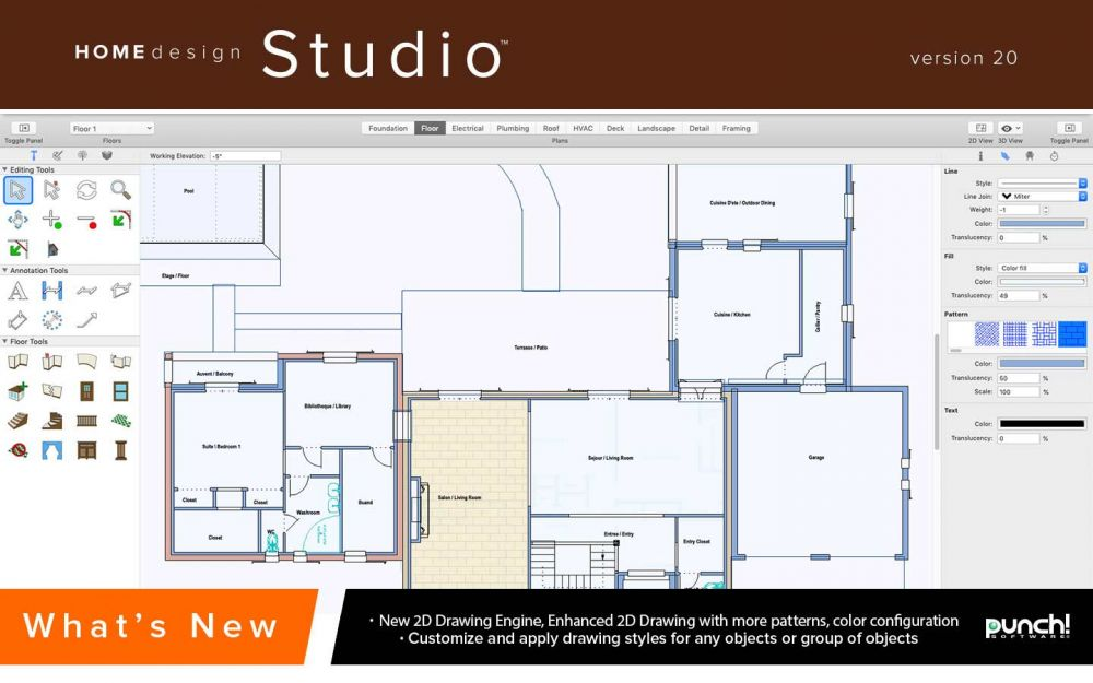 Buy Punch! Home Design Studio Pro 12 Mac Os