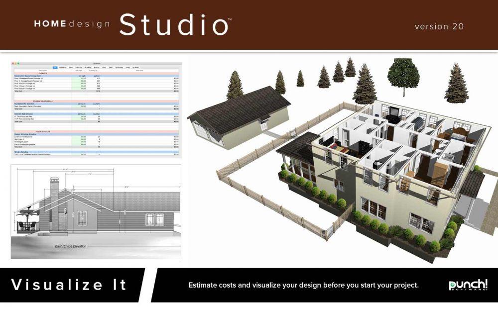 Punch Home Design Studio For Mac V20 Download Macintosh