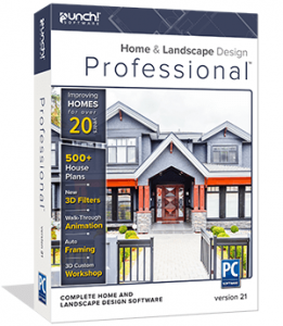 Punch! Home & Landscape Design Professional v21 Annual Subscription - Windows