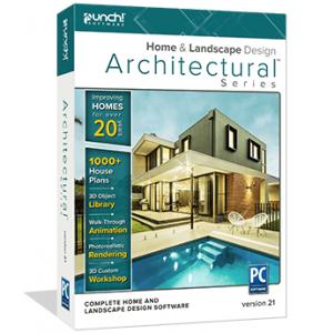 Punch! Home & Landscape Design Architectural Series v21 Annual Subscription - Windows