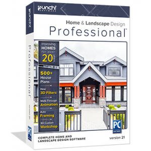 Punch! Home & Landscape Design Professional v21 Annual Subscription - Windows