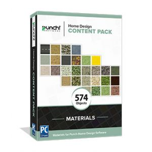Home Design Content Pack -Materials - Download Windows