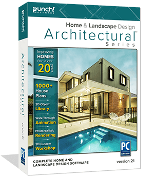 Home Design Software For Pc And Mac Interior Design And Landscape Design Punch Software