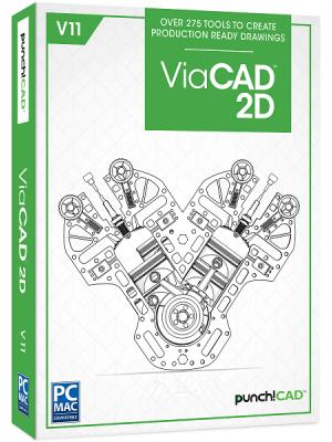 ViaCAD 2D v11 - Download - Windows