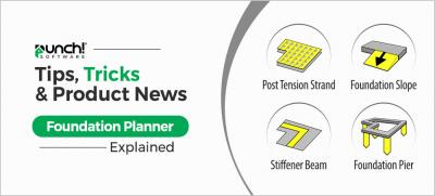 """Tips, Tricks & Product News Punch Software's """"Foundation Planner"""" Explained"""