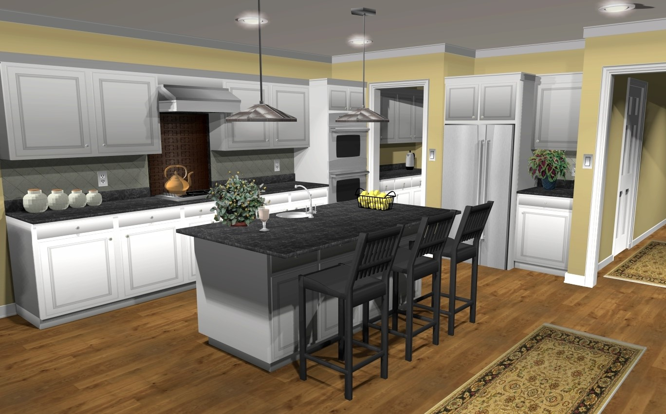 Kitchen Design 101: The Kitchen Triangle