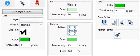 Draw UI tool