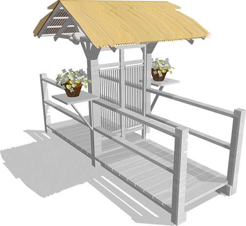 Sketchup bridge