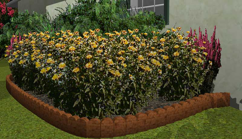 Auto Edging & Planting Templates
